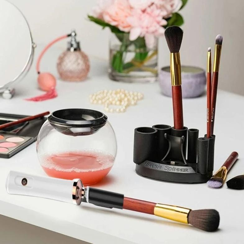 Instant Makeup Brush Cleaner Dryer