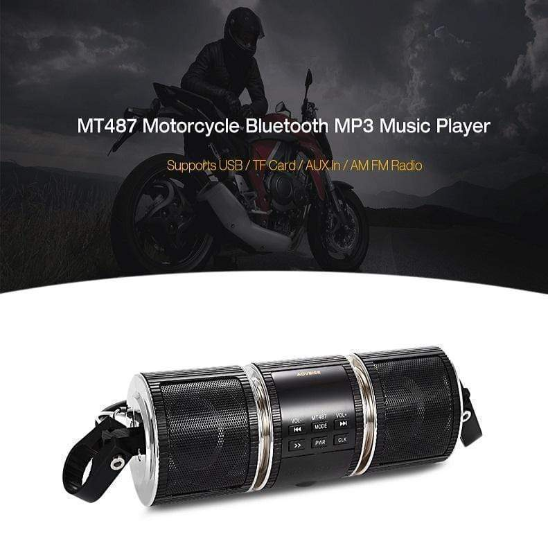 Waterproof Bluetooth Motorcycle Speaker