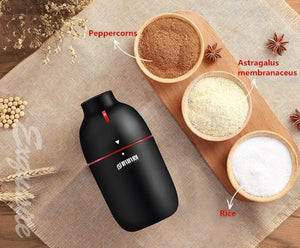 Portable Electric Coffee Grinder Spice Grinder