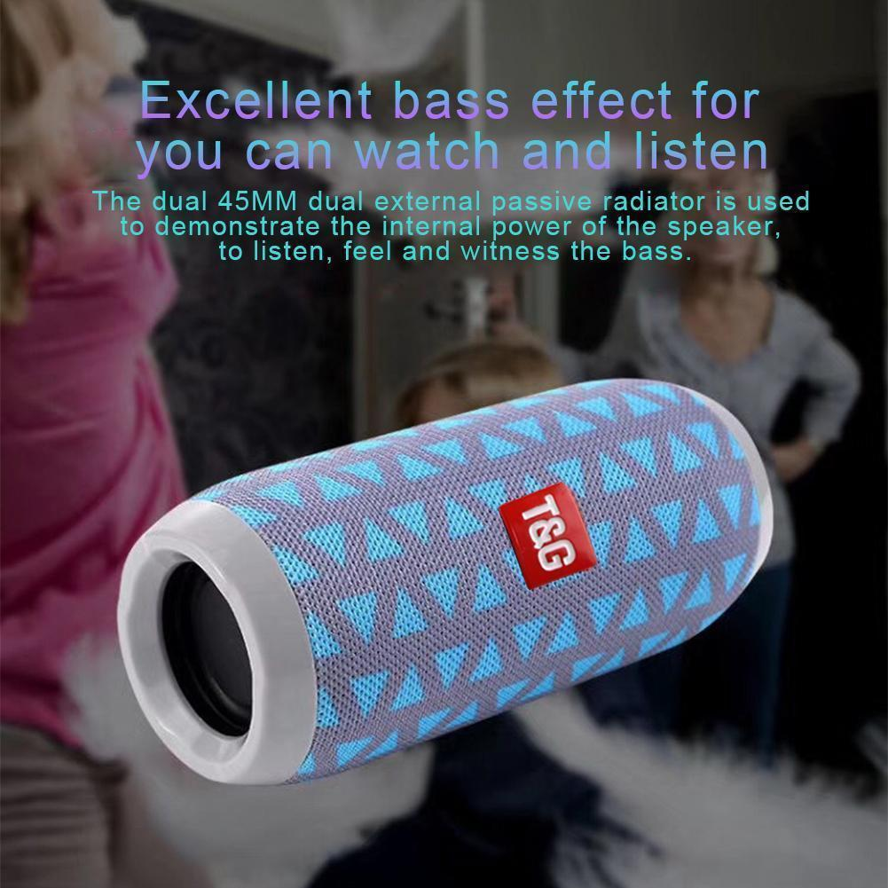Powerful Bass Bluetooth Speaker