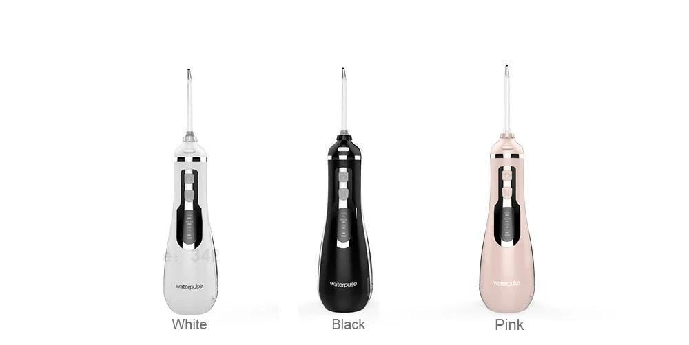 Portable Oral Irrigator Dental Flosser