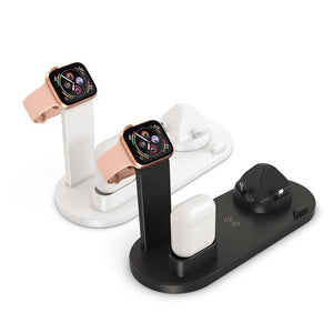 Wireless Smart Station Charging Dock