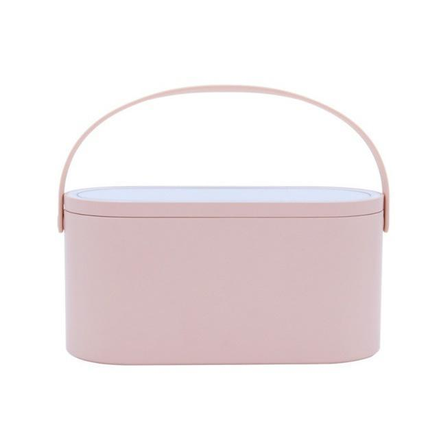 Compact Travel Makeup Case