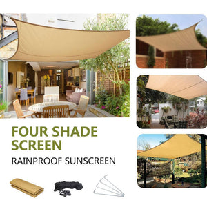 Square Outdoor Shade