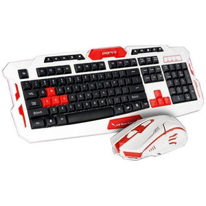 Bluetooth Wireless Gaming Keyboard And Mouse