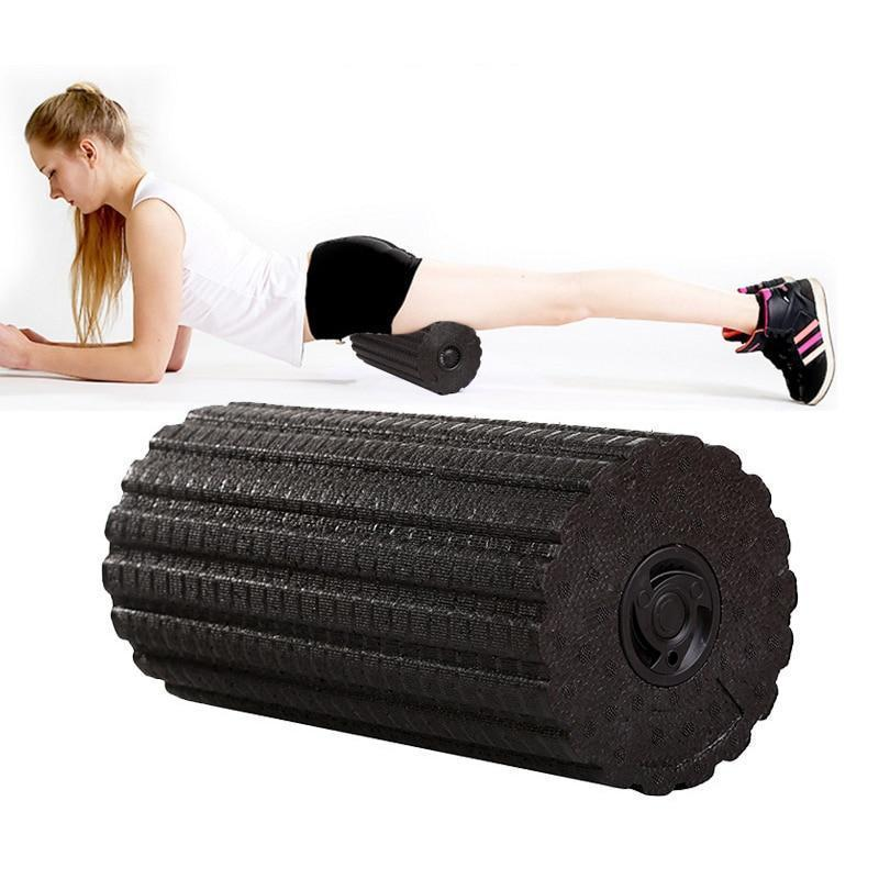 Vibrating Foam Roller Massager