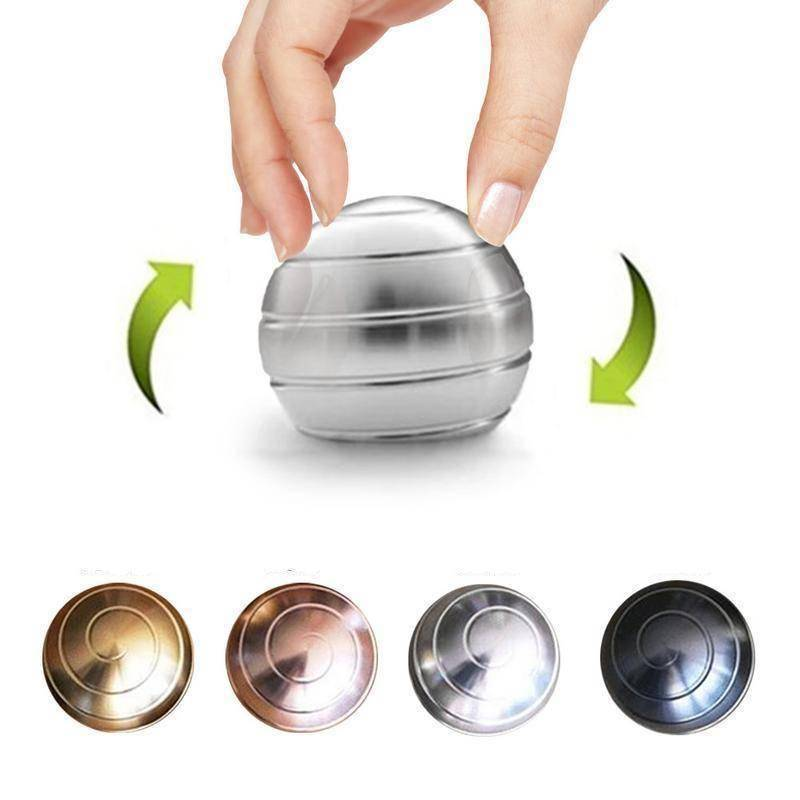 Rotating Gyroscope Kinetic Stress Ball