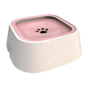 Pet Water Bowl - Anti-spill Dog or Cat Water Bowl