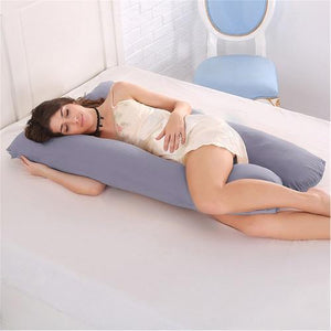 Full Support Maternity Pregnancy Pillow