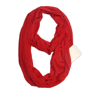 Anti-Theft Infinity Scarf