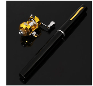 Portable Telescopic Pocket Fishing Rod