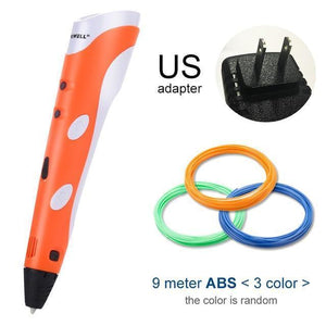 Best 3D DIY Printing Pen