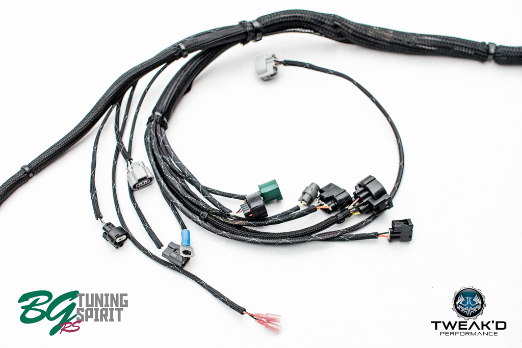 20V 4AGE into AE86 Plug and Play Swap Harnesses