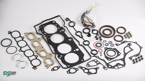 3SGE BEAMS Blacktop Full Total Gasket Kit SXE10