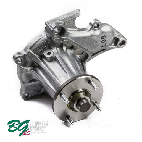 4AGE 16V Water Pump for AE86 Corollas (Toyota OEM)