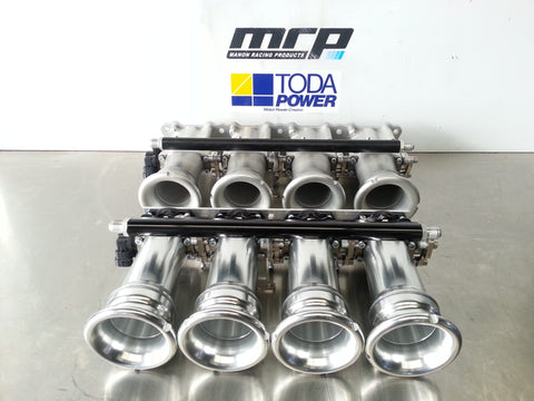 MRP Billet Race Individual Throttle Bodies