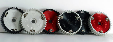 Adjustable Cam Gears for the 16V 4AG