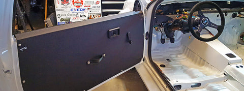 AE86 Door Cards