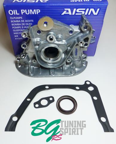 Aisin AE86 4AGE Silvertop 20V Oil Pump (Upgrade for 16V Engines)