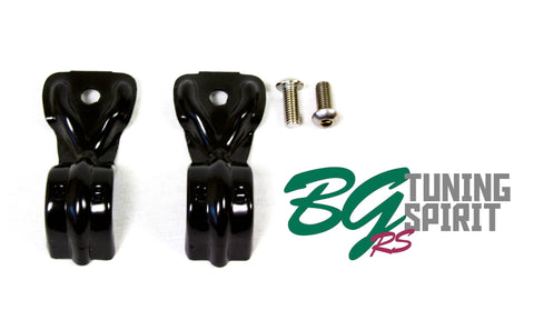 Toyota AE86 Radiator Support Brackets with Stainless Steel Bolts