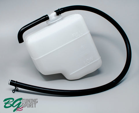 AE86 Coolant Overflow Tank - Radiator Reserve Bottle