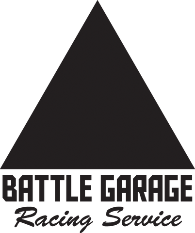 Battle Garage Sticker