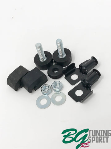 Reproduction AE86 Hood Adjuster Kit