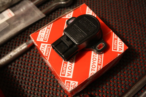 Toyota Genuine Throttle Position Sensors (TPS)