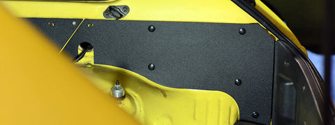 KP60 KP61 Rear Interior Trunk Panels