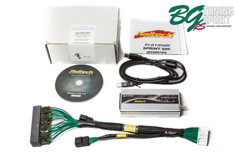 Battle Garage Haltech 4AGE 20V Plug and Play Kit