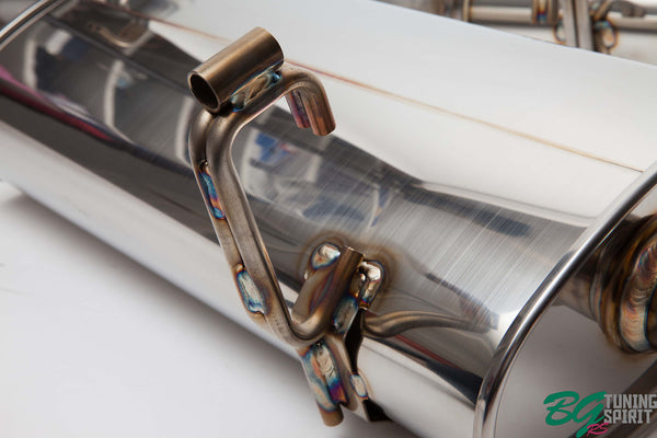 AE86 High Performance Exhaust Muffler