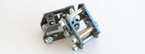Traction Brackets for AE86 Corolla
