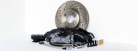T3 Front Big Brake Kit for the AW11 MR2