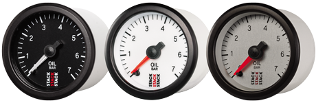 Stack Mechanical Gauges