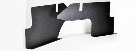 Trunk Side Panels for AE86 Coupe