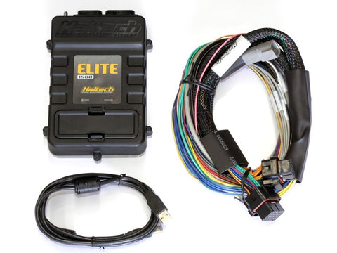 Haltech Elite 1500 (DBW) - 1.2m (4 ft) Basic Universal Wire-In Harness Kit