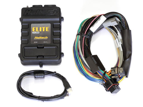 Haltech Elite 2500 (DBW) - 1.2m (4 ft) Basic Universal Wire-In Harness Kit