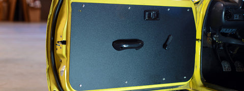 KP60 KP61 Starlet Door Cards