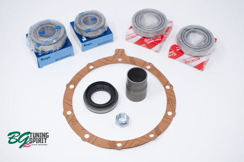 AE86 Koyo / OEM Toyota Ring and Pinion Differential Rebuild Kit