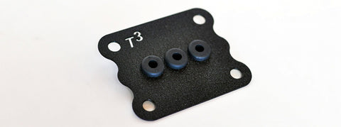 AE86 Booster Block Off Plate