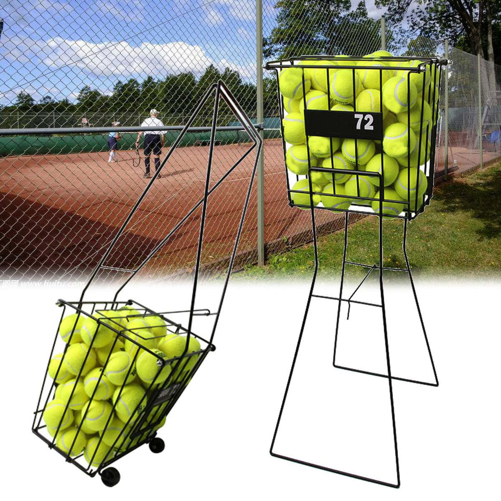 Tennis Ball Hopper- Portable 72