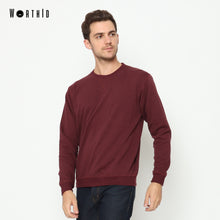 Load image into Gallery viewer, Crewneck Burgundy