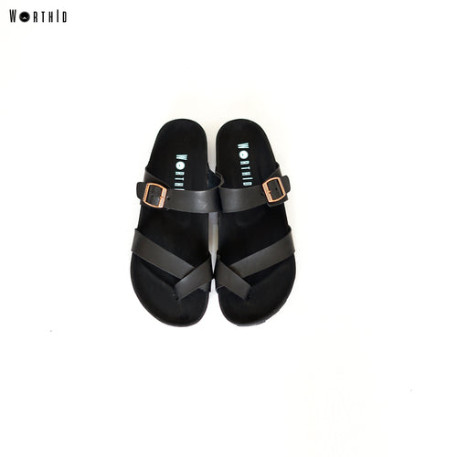Sandal Anka Full Black
