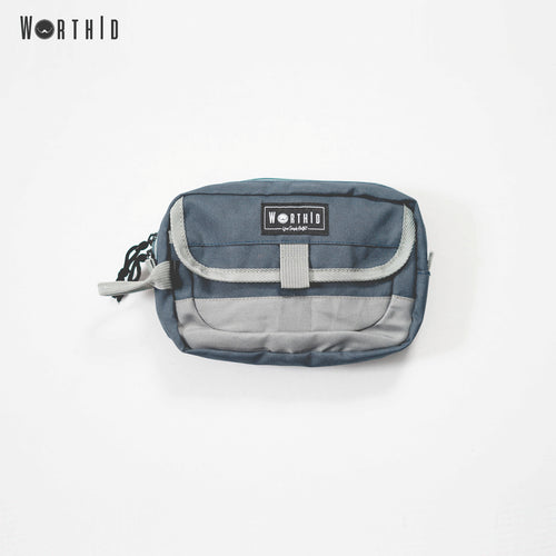 Tomer Pouch Bag Navy