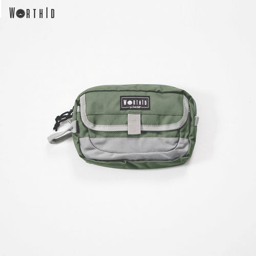 Tomer Pouch Bag Olive