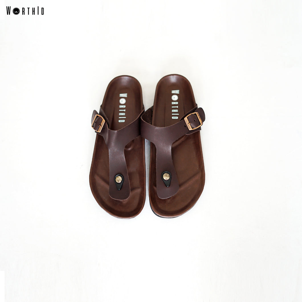 Sandal Araya Full Brown
