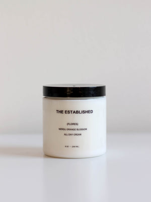 THE ESTABLISHED FLORES ALL DAY CREAM