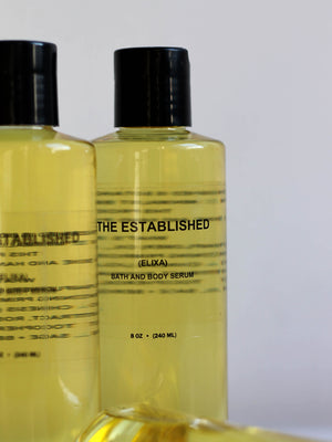 THE ESTABLISHED ELIXA BATH & BODY SERUM