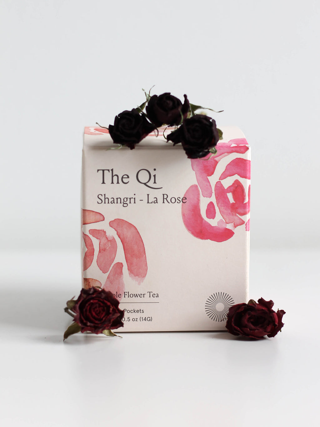 THE QI SHANGRI-LA ROSE TEA