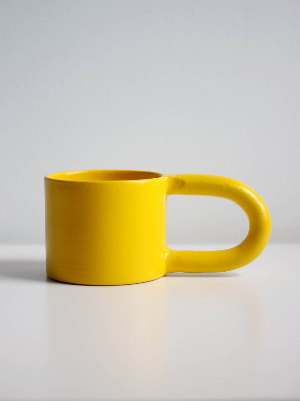 WORKADAY HANDMADE SUNSHINE SHORT MUG